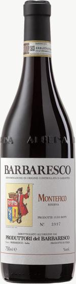 Barbaresco Riserva Montefico DOCG 2015