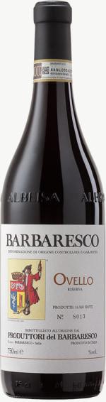 Barbaresco Riserva Ovello DOCG 2017