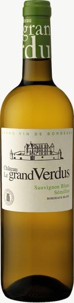 Chateau Le Grand Verdus Sauvignon Blanc & Semillon