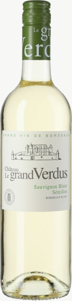 Chateau Le Grand Verdus Sauvignon Blanc & Semillon 2018