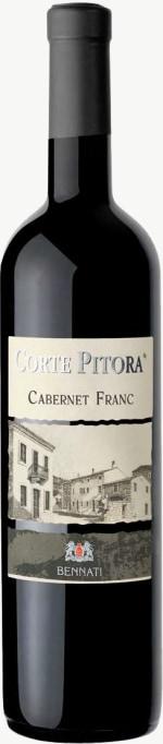 Cabernet Franc Veneto Selezione Corte Pitora 2018
