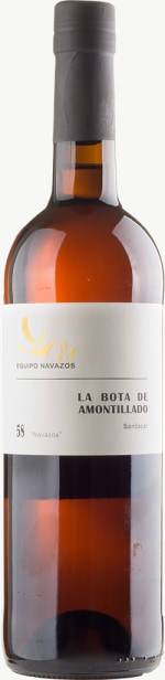 Sherry La Bota de Amontillado Navazos 58 Sanlucar