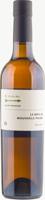 Sherry La Bota de Manzanilla Pasada 83