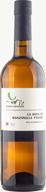 Sherry La Bota de Manzanilla Pasada 90 Capataz Cabo