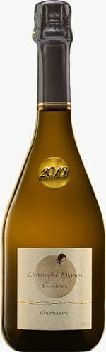 Pur Meunier Vintage 2013 Brut Nature Flaschengärung 2013