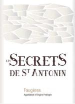 Faugeres Secrets de Saint Antonin Rose 2019