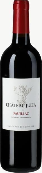 Chateau Julia Pauillac 2016