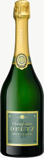 Champagne Brut Classic Flaschengärung