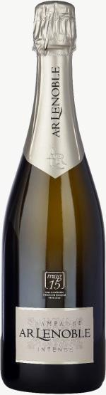 Champagne Intense mag15 Flaschengärung