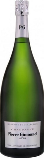 Champagne Cuvée Millésime de Collection  Flaschengärung 2006