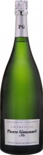 Champagne Cuvée Millésime de Collection  Flaschengärung 2005