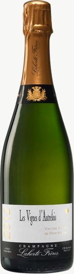 Champagne Les Vignes d'Autrefois Flaschengärung 2015