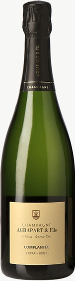 Champagne Complantee Extra Brut Grand Cru Flaschengärung