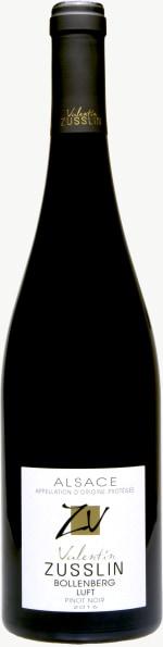 Pinot Noir Bollenberg Luft trocken 2016