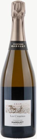 Champagne Les Crayeres Ambonnay Grand Cru Extra Brut Flaschengärung 2015