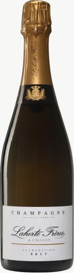 Champagne Blanc de Blancs Brut Ultradition Flaschengärung