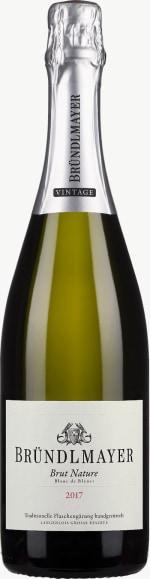 Brut Nature Blanc de Blancs Große Reserve Flaschengärung 2017