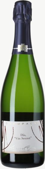 Champagne Dis, Vin Secret Brut Flaschengärung