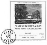 Chateau Duhart Milon Rothschild 5eme Cru