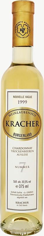 Trockenbeerenauslese Chardonnay Nouvelle Vague No. 7 (fruchtsüß)