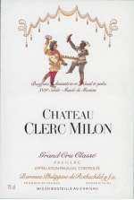 Chateau Clerc Milon Rothschild 5eme Cru