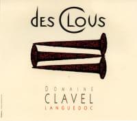 Des Clous  Pic Saint Lou Coteaux du Languedoc