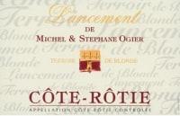 Cote Rotie Cuvee Lancement