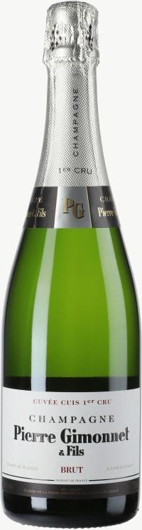 Champagne Cuvée Cuis 1er Cru Blanc de Blancs Brut Flaschengärung