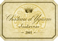 Chateau Yquem 1er Cru Superieur (fruchtsüß)