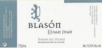 Blason de San Juan 2013