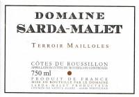 Cotes du Roussillon Terroir Mailloles