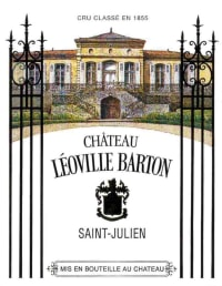 Chateau Leoville Barton 2eme Cru