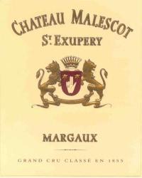 Chateau Malescot St. Exupery 3eme Cru 2010