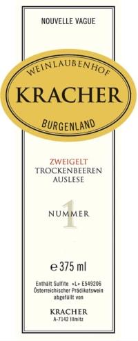 Trockenbeerenauslese Zweigelt Nouvelle Vague No. 1 (fruchtsüß) 2004