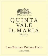 Late bottled Vintage Port Quinta do Vale Dona Maria (fruchtsüß) 2010