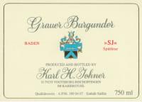 Grauer Burgunder SJ 2016