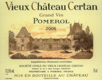 Vieux Chateau Certan 2012
