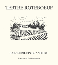 Chateau Tertre Roteboeuf Grand Cru 2015