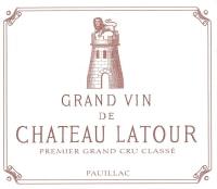 Chateau Latour 1er Cru 2011