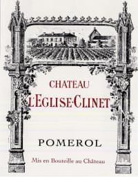 Chateau L'Eglise Clinet 2010
