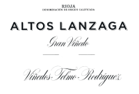 Rioja Alavesa Altos de Lanzaga