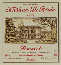 Chateau La Pointe 2009
