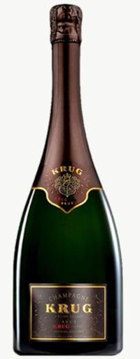 Champagne Vintage  Flaschengärung 2004