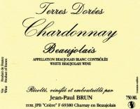 Beaujolais Blanc Chardonnay 2017