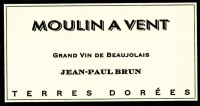 Beaujolais Moulin a Vent 2013