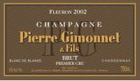 Champagne Brut 1er Cru Fleuron Flaschengärung