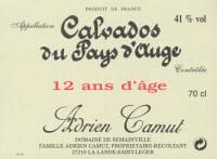 Calvados Camut 12 Jahre