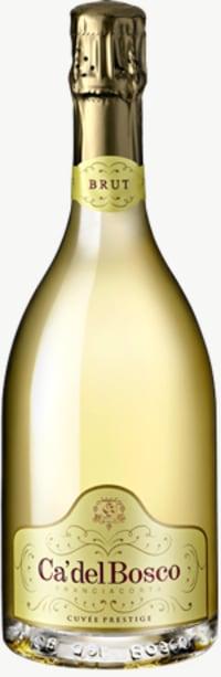 Franciacorta Cuvee Prestige Flaschengärung