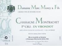 Chassagne Montrachet 1er Cru Morgeot 2013