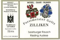 Saarburger Rausch Riesling Auslese Goldkapsel (fruchtsüß) 2010